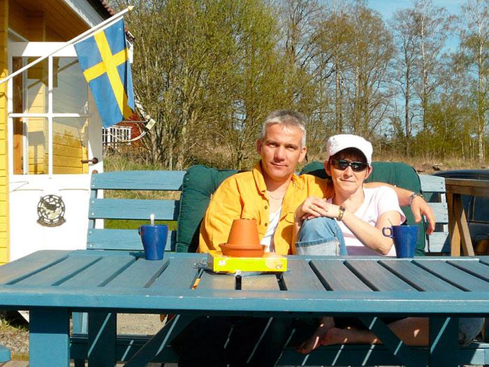Familie Günther - Ferienhäuser in Schweden - Gästebuch