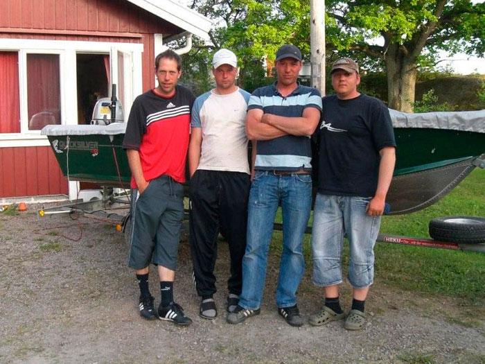 Das Schwerter Team - Ferienhäuser in Schweden - Gästebuch