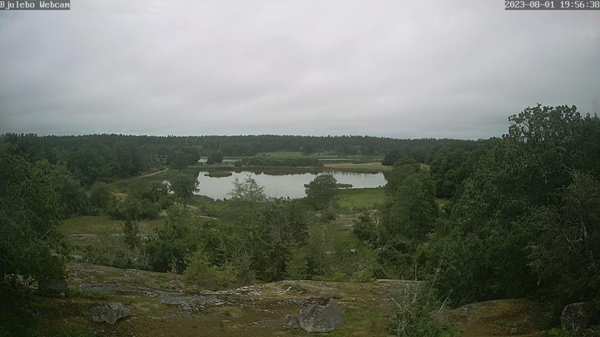 Webcam Bjulebo, Västervik, Småland, Schweden